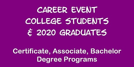 Career Event for U of Minnesota Students tickets