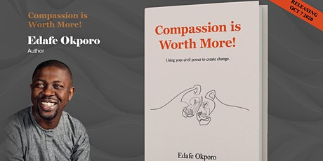 BOOK LAUNCH EVENT: Edafe Okporo in Conversation tickets