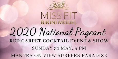 Miss Fit Bikini Model 2020 Pageant tickets