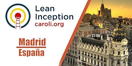 Formación Lean Inception en Madrid entradas