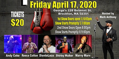Funny & Ferocious Comedy 1st Show tickets