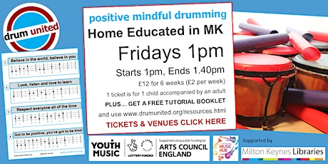 HOME EDUCATED  kids in MK tickets