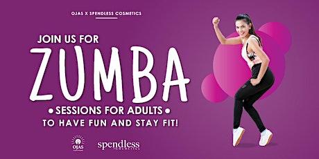 (SG) Zumba Class - Ojas X SC Beauty Network tickets