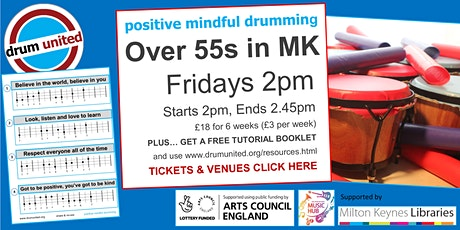 OVER 55s in MK tickets
