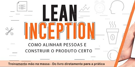 Lean Inception no Porto bilhetes