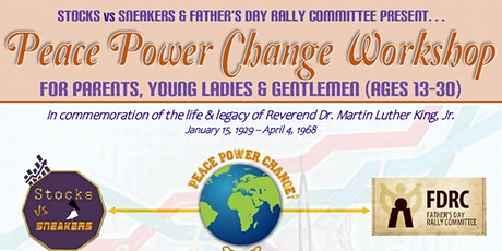 PEACE POWER CHANGE WORKSHOP tickets