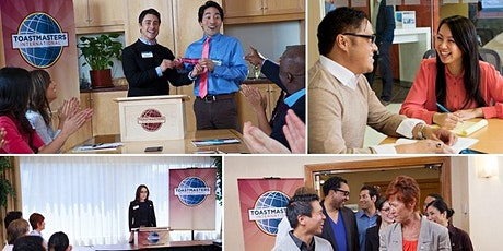 Golden Dragon Toastmasters Meeting tickets