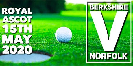 BNI Berkshire V Norfolk Golf event tickets