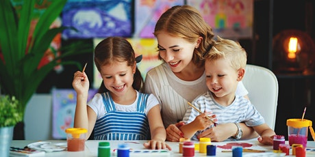 Workshop:  Family Fruit & Fun Paint Party! tickets