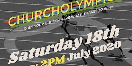 ChurchOlympics2020 tickets