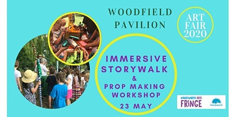 Immersive Story-walk and Prop Making Workshop tickets