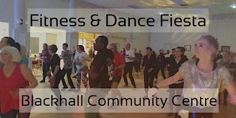 Fitness & Dance Fiesta - Blackhall 26 June 2020 - New Date tickets