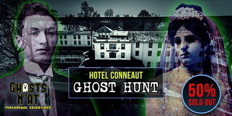 Hotel Conneaut Ghost Hunt & Overnight Stay | Friday November 20th tickets