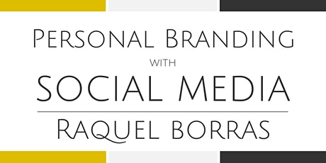 How to Stand Out on Social Media w/ Raquel Borras - LIVE Streamed Online tickets
