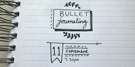 Bullet Journaling Workshop tickets