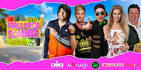 Mallorca Sommer Festival 2020 - Aschaffenburg  Tickets