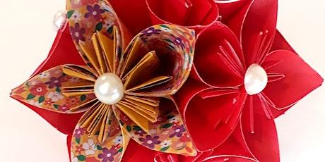 Flower Kusudama Workshop tickets