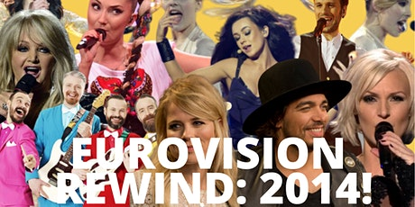 Eurovision Rewind: 2014 (Social Distancing Watch Party) tickets