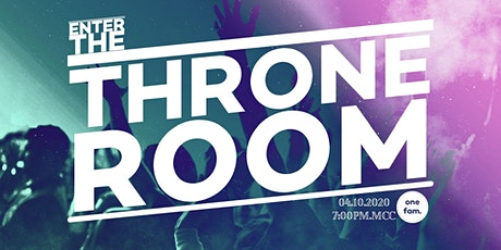 One Fam Worship - Enter the Throne Room - Good Friday Worship tickets