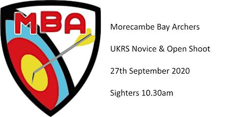 MBA UKRS Novice & Open Shoot 2020 tickets