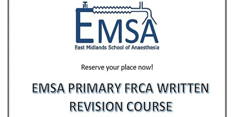EMSA Primary MCQ Course tickets