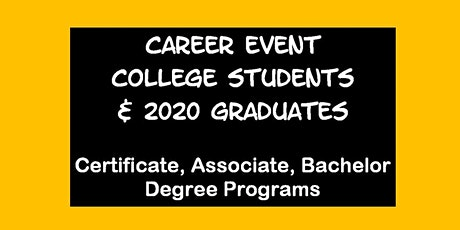 Career Event for PURDUE Students tickets