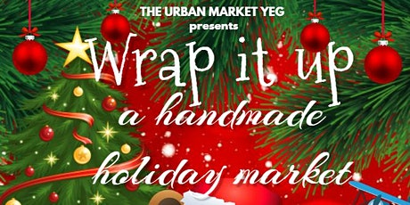 WRAP IT UP, A HANDMADE HOLIDAY MARKET tickets