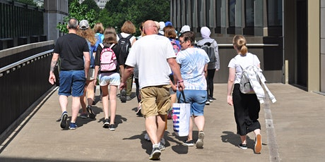 Urban hike for mental health - Thames Path East: W tickets