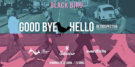 BLACKBIRD (DOM 26 ABRIL) entradas