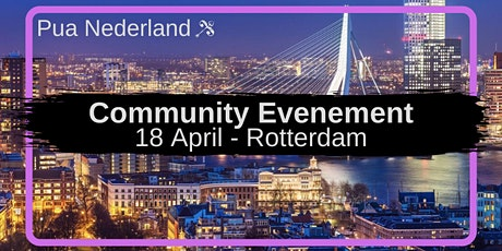 Pua Nederland Community Event tickets