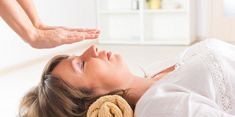 Free 30 minute Reiki Session tickets