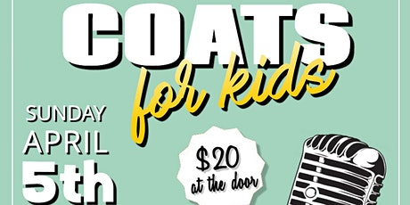 Coats for Kids - Spring Edition tickets