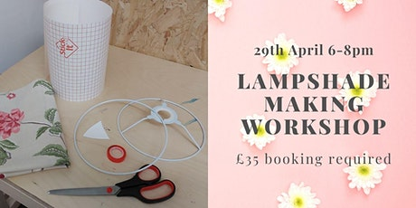 Lampshade Making Course tickets