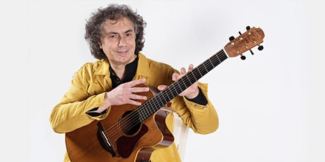An Evening With Pierre Bensusan Presenting his brand new solo album Azwan tickets