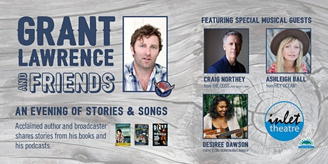 Grant Lawrence and Friends: PORT MOODY tickets