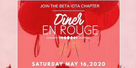 A Devastating Diner En Rouge tickets