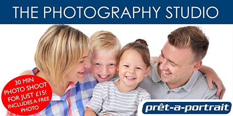 Pret-a-Portrait Photography Sessions tickets