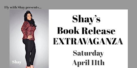 Shay's Book Release Extravaganza tickets