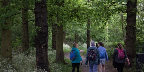 Urban hike for mental health - South-East Circular plus wild swim tickets