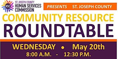 St. Joseph County (MI) Community Resource Roundtable 2020 tickets