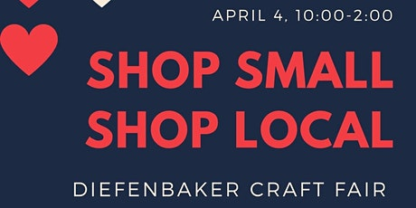 Diefenbaker Craft Market tickets