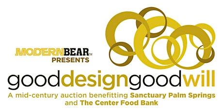 Good Design Goodwill Mid-Century Auction tickets