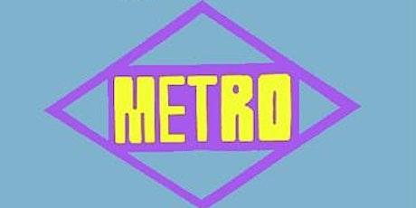 SESION METRO 2 MAYO 2020 tickets