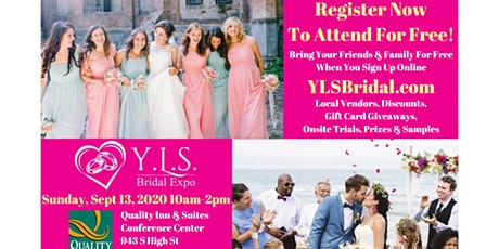 YLS Bridal Expo - Sun, Sept 13 - West Chester tickets