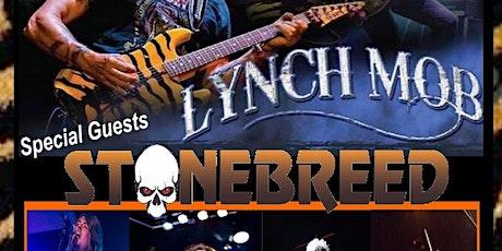 LYNCH Mob/Stonebreed tickets