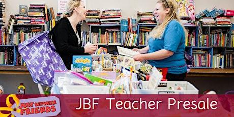 JBF: Teacher Presale tickets