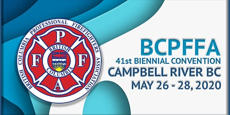 41st BCPFFA Biennial Convention tickets