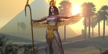Goddess Isis - The Priestess Path - 5 day women retreat billets
