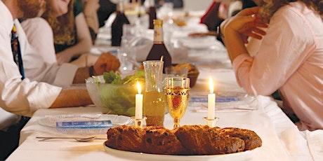 CANCELLED - AU Hillel German-Jewish Dialogue Shabbat Dinner tickets