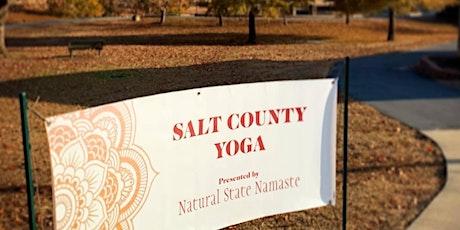 Salt County Yoga at Tyndall Park tickets